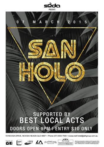 San Holo