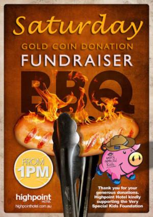 Saturdays Fundraiser BBQ