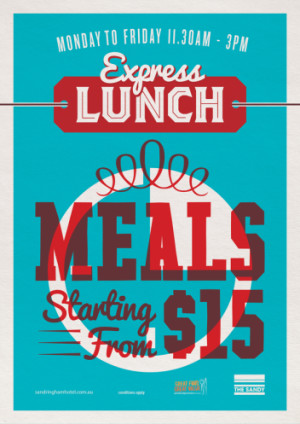 Express Lunch