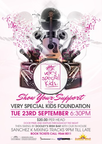 Very Special Kids Fundraiser