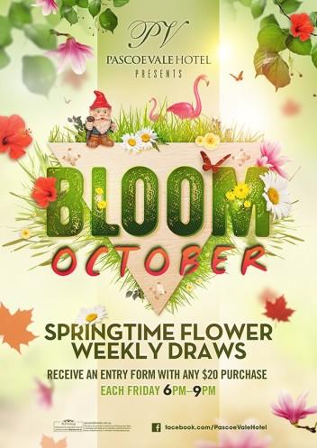 Bloom October